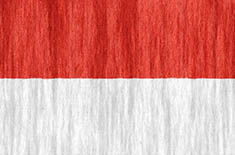 us flag indonesia