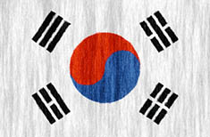 us flag korea